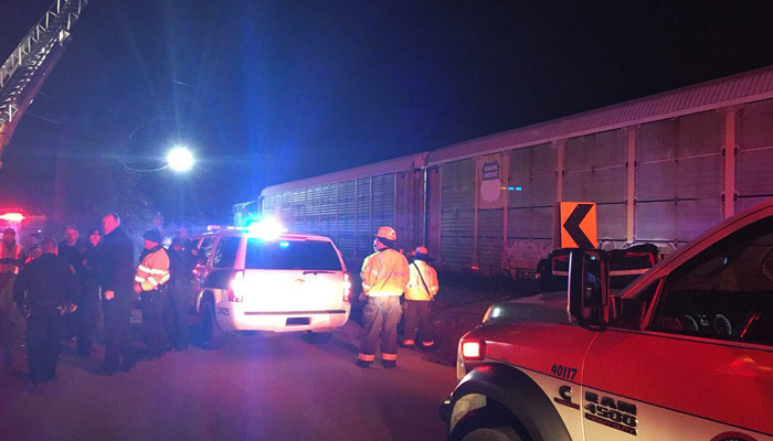 Amtrak, CSX train collision in South Carolina leaves 2 dead, 70 injured, officials say
