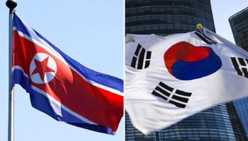 Северокорейские представители прибыли в Южную Корею на Олимпиаду