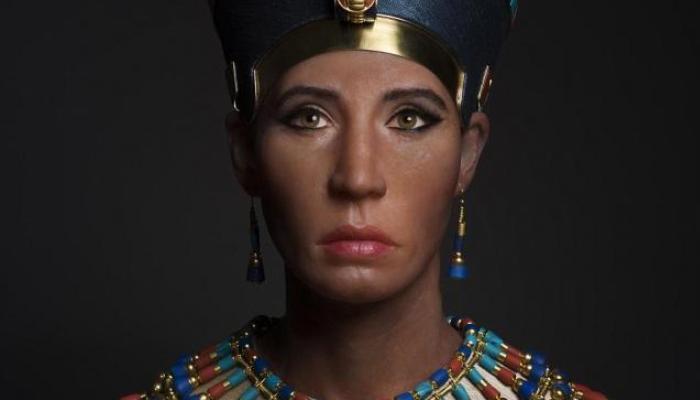 Kraliçe Nefertiti'nin Yeni 3D Yeniden Yapılanması, Isıtmalı Tartışmayı İyileştiriyor