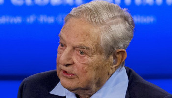 George Soros promises big new donation to stop Brexit as press 'smear campaign' backfires