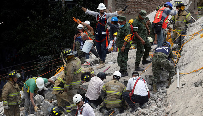 Մեքսիկայում 6,1 մագնիտուդ ուժգնությամբ երկրաշարժ է տեղի ունեցել