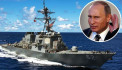 US show of force sends Russia a message in Black Sea