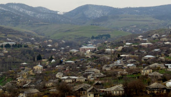 """Koti village head: """"Fortunately, there are no any damages and injured"""""""