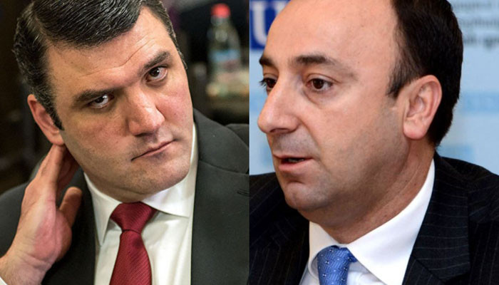 """If you have not gone under Serzh Sargsyan's sward then you cannot be Hrayr Tovmasyan or even Gevorg Kostanyan, you have no chance"". said Pashinyan"