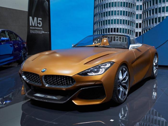 BMW-ն նոր Z4 սպորտային մեքենայով