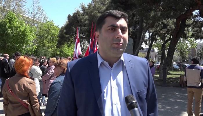 Վրաստանի խորհրդարանի հայ պատգամավորը հանդես է եկել դատապարտող հայտարարությամբ