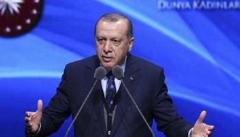 Erdoğan: Afrin merkez kuşatıldı, her an girebiliriz