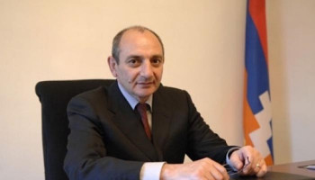 The delegation headed by the Artsakh Republic President arrived with a working visit in Washington