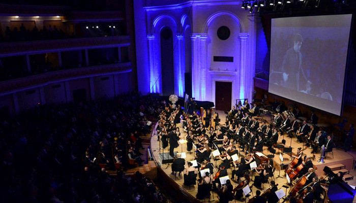 The Armenian State Symphony Orchestra will present Armenian composers' art in Hamburg