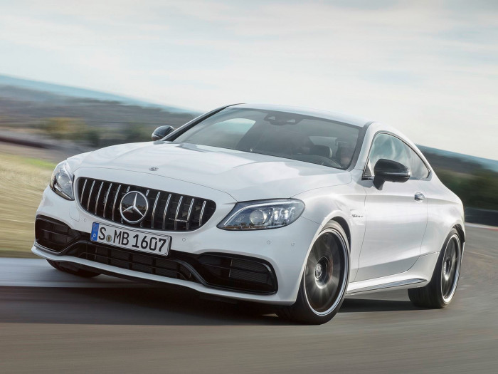 Meet The New And Improved 2019 Mercedes-AMG C63