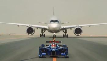 Էլեկտրական բոլիդն՝ ընդդեմ ինքնաթիռների