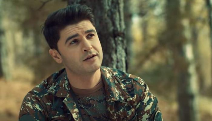 Տեսահոլովակի պրեմիերա. Գևորգ Մարտիրոսյան՝ «Քաջ զինվոր»
