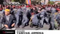Thousands of protesters take to the streets in Armenian capital