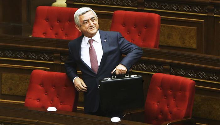 77 կողմ, 17 դեմ. Սերժ Սարգսյանն ընտրվեց ՀՀ վարչապետ