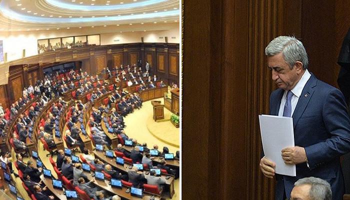 ԱԺ-ում մեկնարկել է վարչապետի ընտրության հարցի քննարկումը. ուղիղ միացում