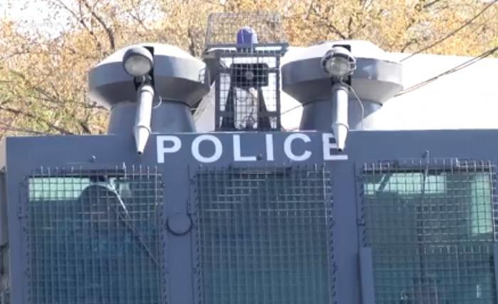 Ոստիկանությունը ուժեղացնում է հսկողությունը Երևանում