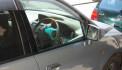 Ոստիկանությունն Արտաշատում փակել է ավտոերթի մասնակիցների ճանապարհը (տեսանյութ)