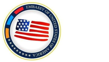 The U.S. Embassy in Armenia strongly encourages police and protesters to adhere to peaceful, legal means for freedom of assembly as provided for by the Armenian constitution.