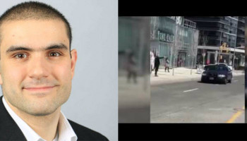 Alek Minassian, alleged driver in deadly Toronto van attack