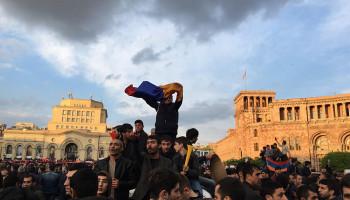People power worked in Armenia