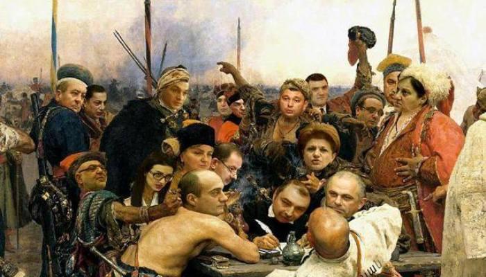 Նոր երգիծանկար՝ հանրապետականների նամակը ռուսաց թագավորին