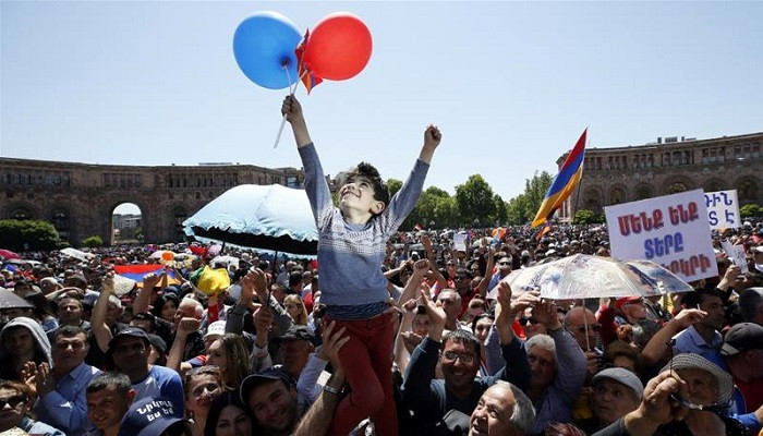 Armenia after the revolution: Opportunities and challenges