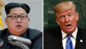 Trump and Kim Jong-un to declare Korean war over