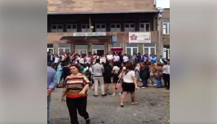 Բաղրամյան գյուղի դպրոցի տնօրենը հրաժարական է տվել