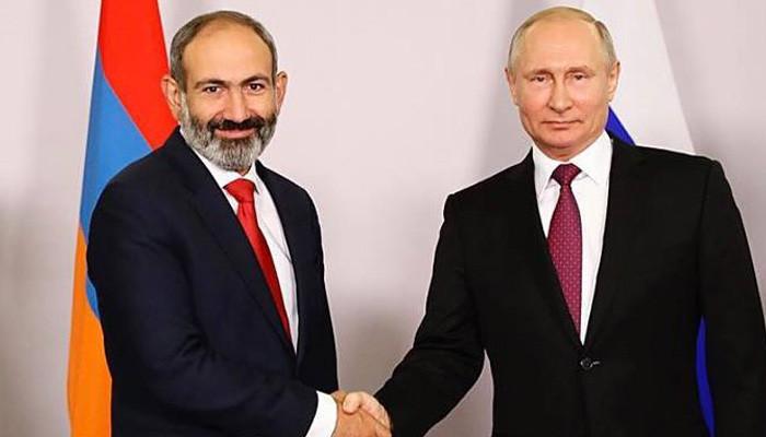 Почему Путин спокойно относится к народному восстанию в Армении