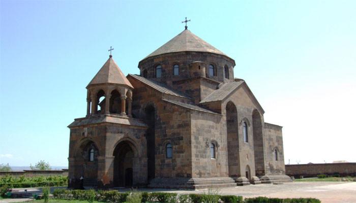 Այս տարի կնշվի Սուրբ Հռիփսիմե վանքի հիմնադրման 1400-ամյա հոբելյանը