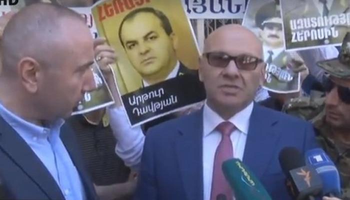 Քրեական պալատի նախագահ Սերժիկ Ավետիսյանը՝ Սամվել Բաբայանի գործով հայցադիմումի մասին