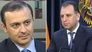 Վիգեն Սարգսյանը դիմել է Արմեն Գրիգորյանին