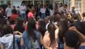 Ավանի ֆինանսատնտեսական քոլեջի ուսանողները պահանջում են նախկին տնօրենի վերադարձը