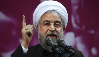 "Rouhani: ""Who are you to want to dictate to Iran and the world"""