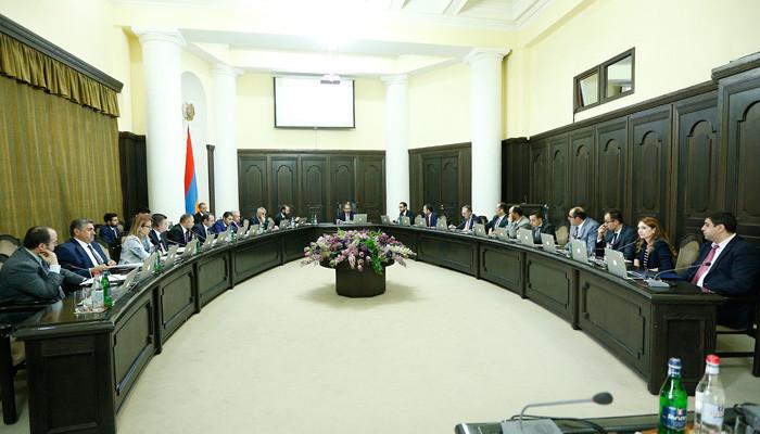 Տեղի է ունեցել ՀՀ կառավարության արտահերթ նիստ