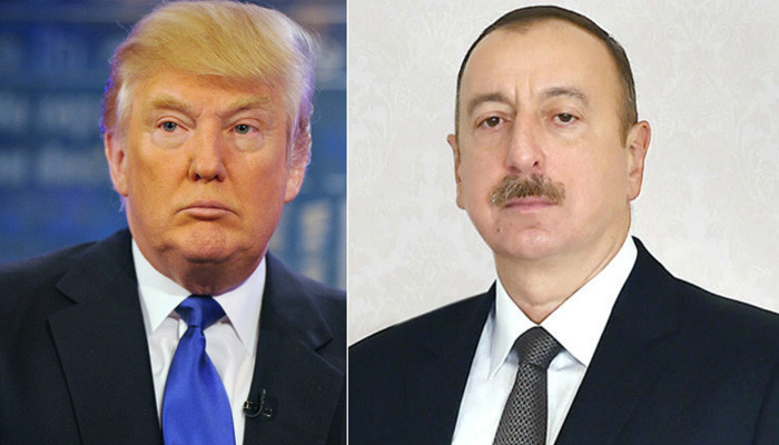 "Trump: ""The coming months bring opportunities to resolve the Nagorno-Karabakh conflict"""