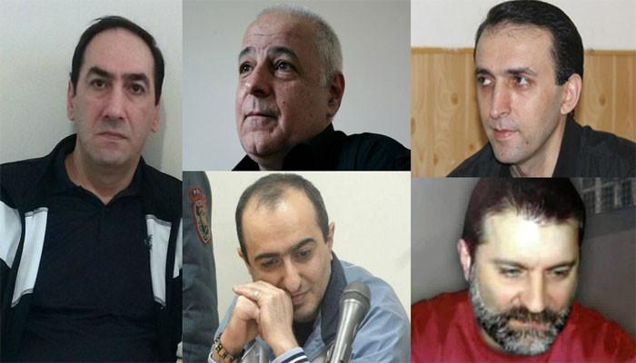 Հինգ ցմահ ազատազրկվածներ բաց նամակ են հղել Նիկոլ Փաշինյանին և Արտակ Զեյնալյանին