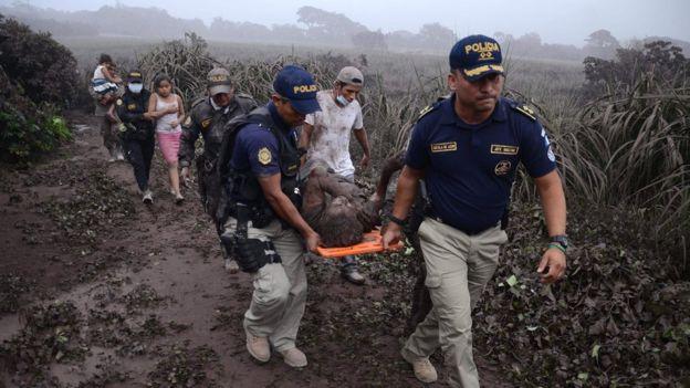 Գվատեմալայում հրաբխի ժայթքման հետևանքով 25 մարդ է զոհվել