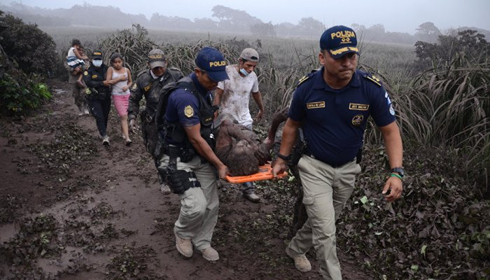 Guatemala volcano eruption update LIVE: Fuego EXPLOSION kills 62 - 2 MILLION affected