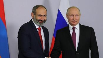 Путин встретится и с Пашиняном, и с Алиевым