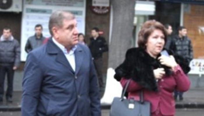 Հերմինե Նաղդալյանի ամուսինը մեկ ամիս առաջ է ազատվել աշխատանքից