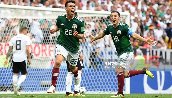 ԱԱ-2018․ առաջին խաղակեսից հետո Գերմանիան պարտվում է Մեքսիկային (տեսանյութ)