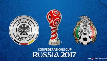 ԱԱ-2018. Գերմանիա - Մեքսիկա. ուղիղ միացում