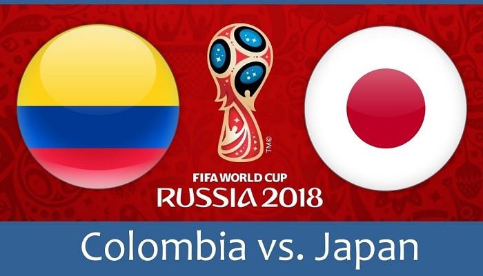 ԱԱ-2018. Կոլումբիա - Ճապոնիա. ուղիղ միացում