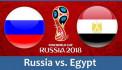ԱԱ-2018. Ռուսաստան - Եգիպտոս. ուղիղ միացում