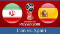 ԱԱ-2018. Իրան - Իսպանիա. առաջին խաղակեսից հետո՝ ոչ-ոքի