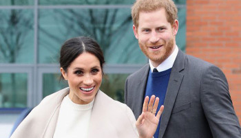 Prince Harry & Meghan Markle expecting twins 1 month after wedding