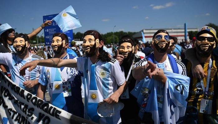 Արգենտինացի երկրպագուները ծեծի են ենթարկել խորվաթ երկրպագուի....