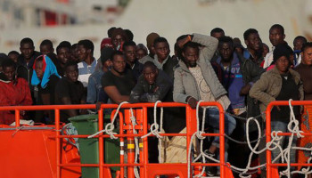Italy seeks to have 1,000 migrants on boats returned to Africa, says aid group