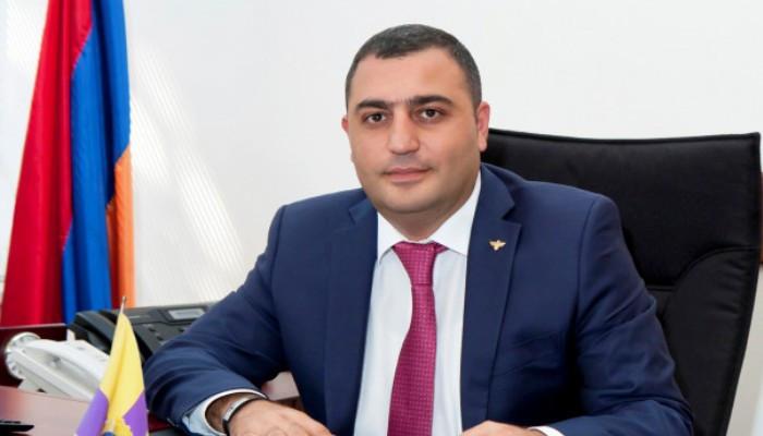 Մանվել Գրիգորյանի որդուն մեղադրանք է առաջադրվել